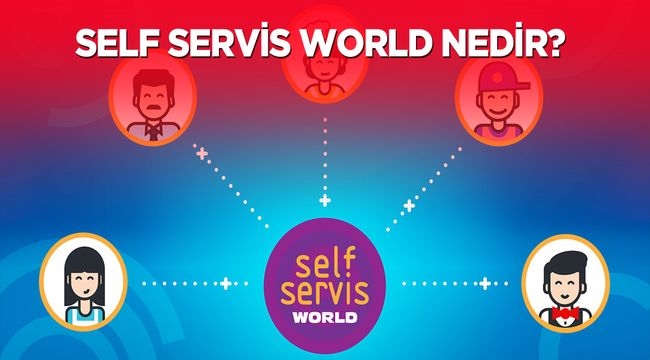 Self Servis World Nedir